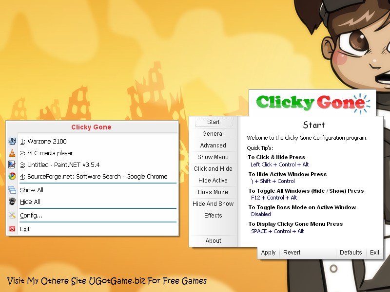 Clicky Gone 1.4.4.1 full